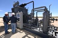Flatrock Compression equipment photographed July 9, 2017. Photo Credit: JamesDurbinMedia.com