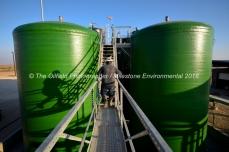 Milestone Environmental South Midland facility photographed May 14, 2018 - PHOTO CREDIT: TheOilfieldPhotographer.com