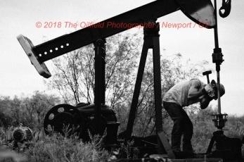 Newport Operating 6 / 7 / 18 - 6 / 8 / 18 - Burkburnett, TX. CREDIT: www.TheOilfieldPhotographer.com / James Durbin