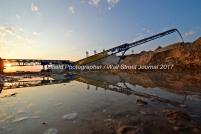Wet sand moves along a conveyer at the Hi-Crush sand mine, Sept. 7, 2017, north of Kermit, Texas. MANDATORY CREDIT: Hi-Crush / TheOilfieldPhotographer.com