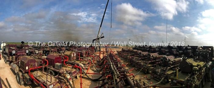 Coil Tubing Operator Odessa Tx: The Oilfield Photographer